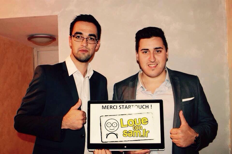 #StartUp 1 : LoueTonSam, le covoiturage nocturne