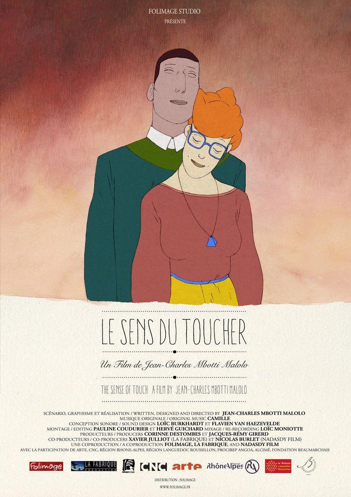 Projection du film Le sens du toucher suivi du making off d'Arte : à la découverte du processus de création d'un dessin animé.