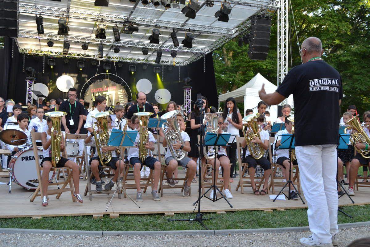 Festival de Jazz: Orchestre à l'école