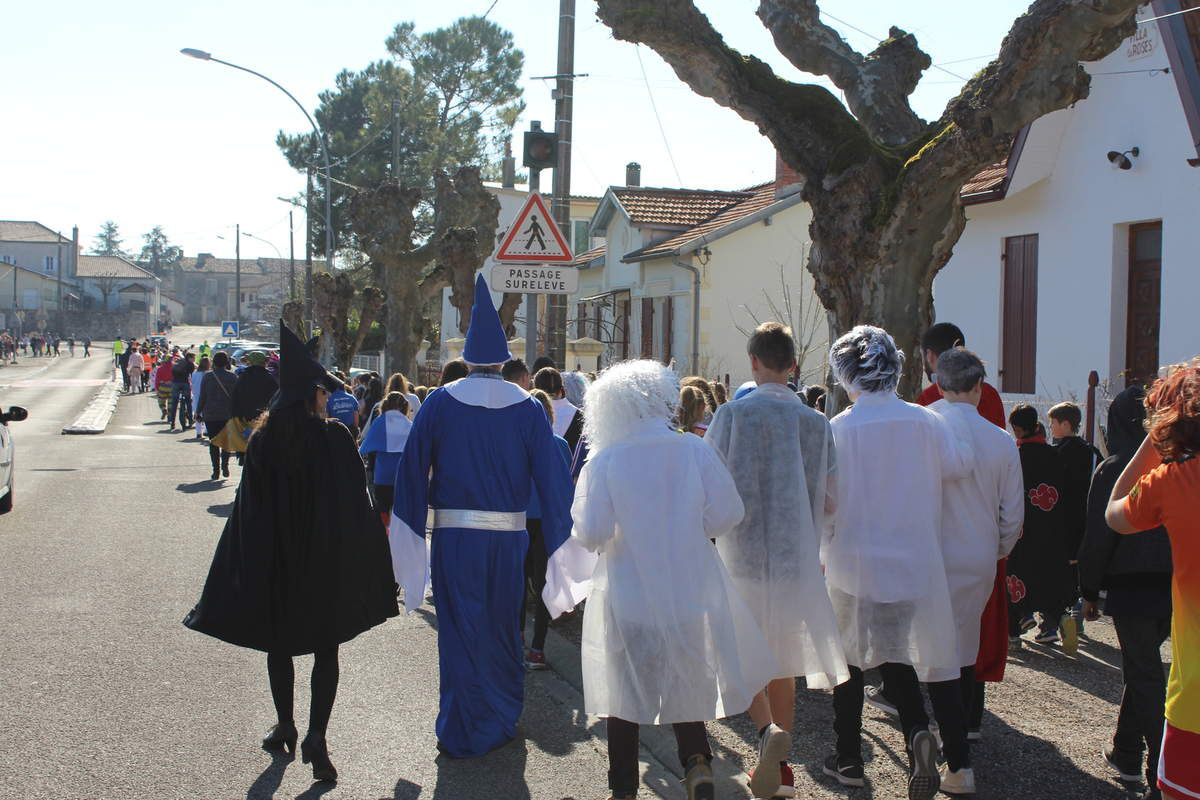 Carnaval de l'Institution 2017