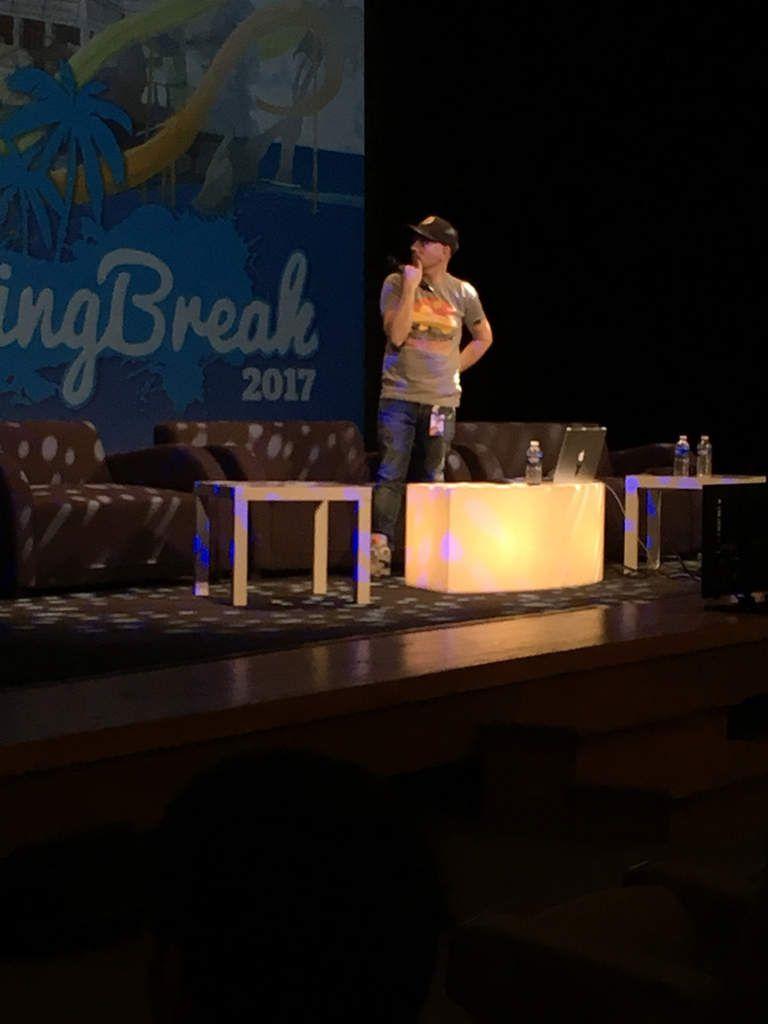 TGS Springbreak 2017 (22 et 23 Avril)