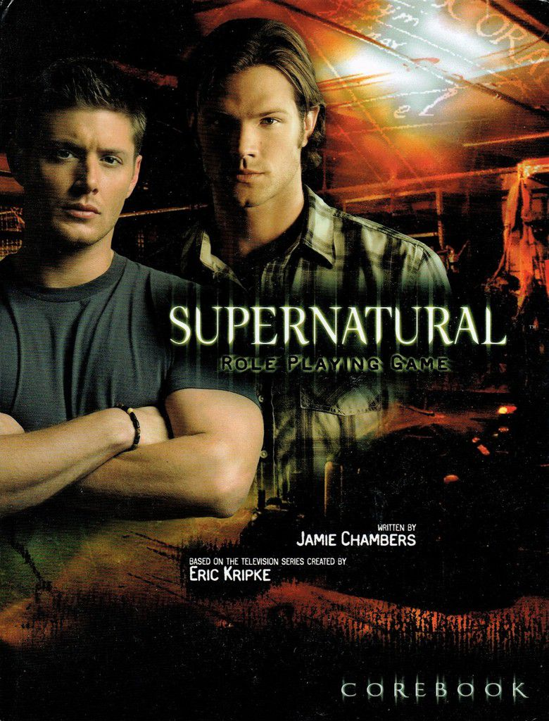 Supernatural Role Playing Game by Jamie Chambers