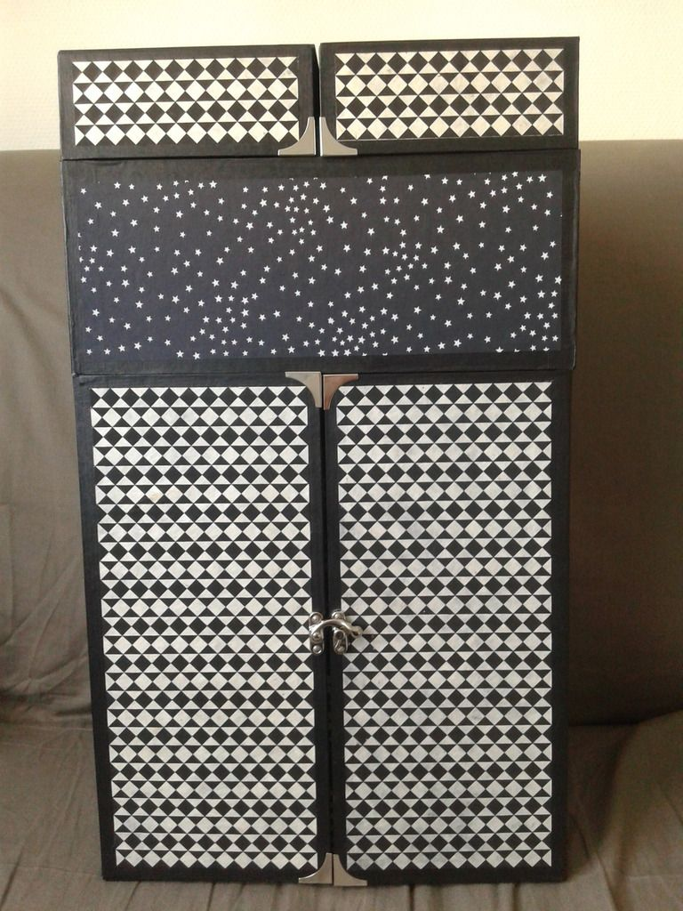 tutoriel armoire de scrap un tour dans mon scrap. Black Bedroom Furniture Sets. Home Design Ideas
