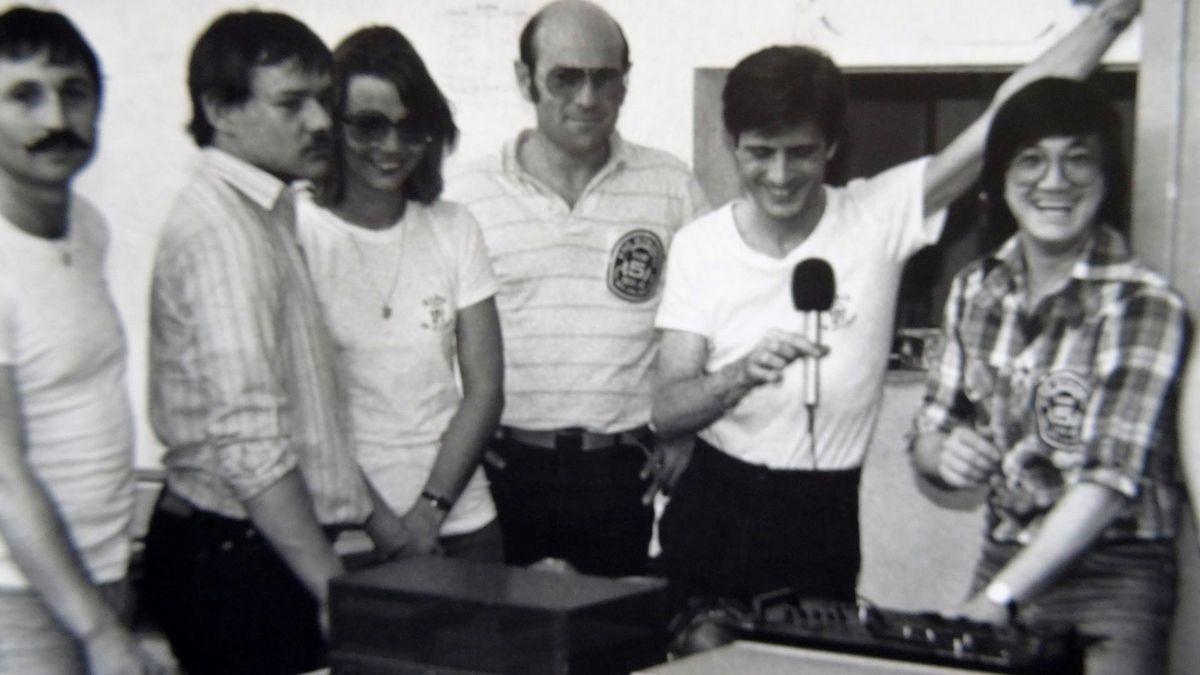 Equipe en 1983