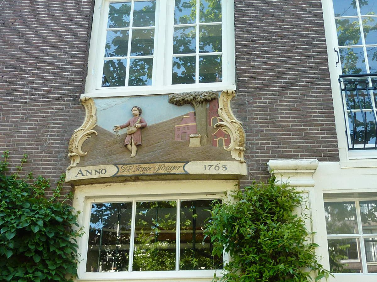 Amsterdam les superbes façades