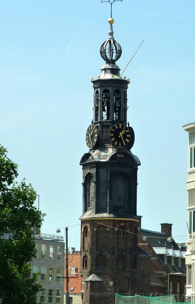 Amsterdam les églises
