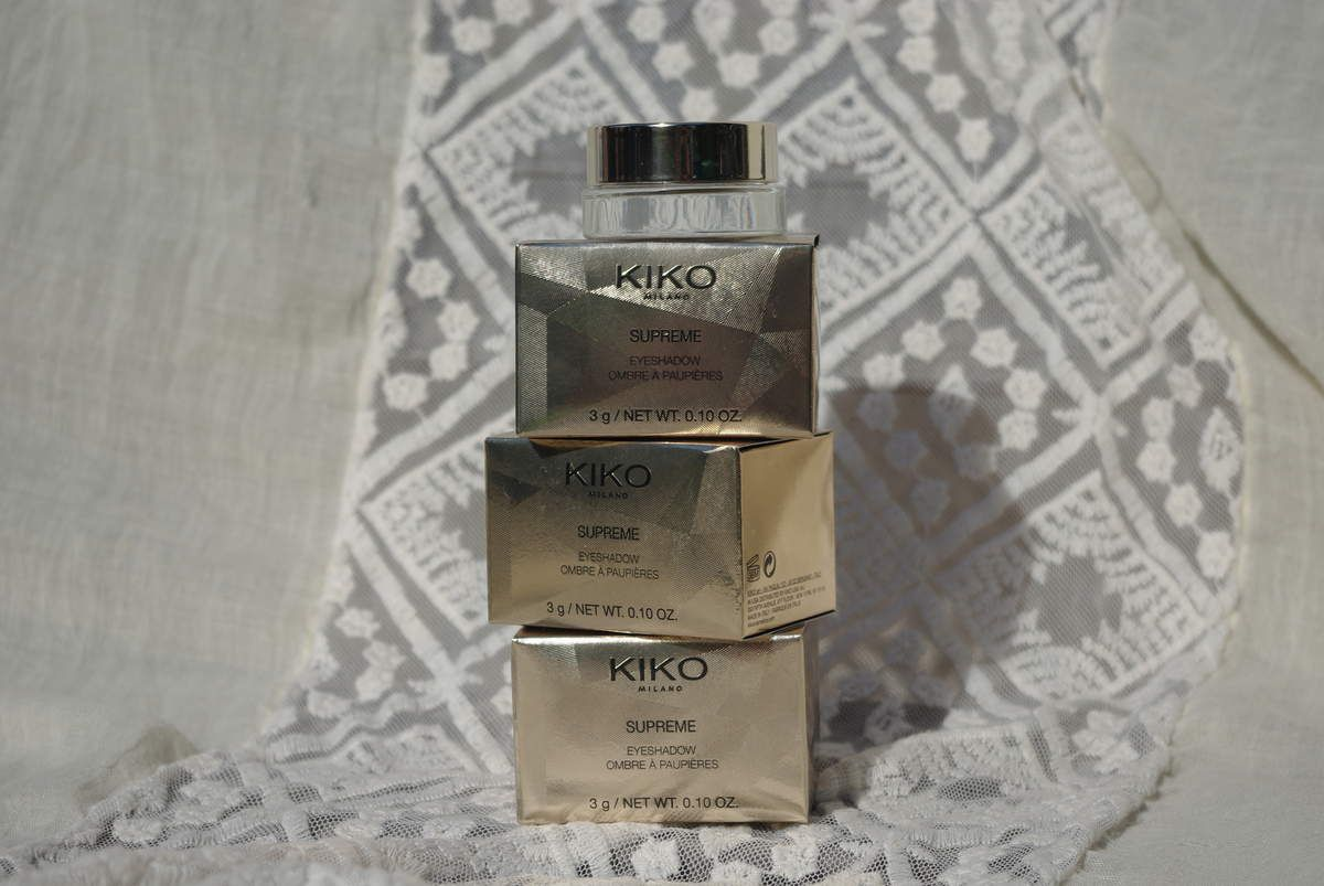 Kiko et ses fards Luxurious