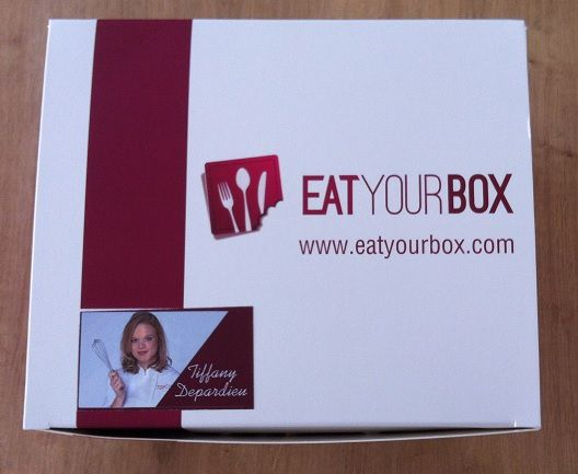 Eat Your Box - Avril