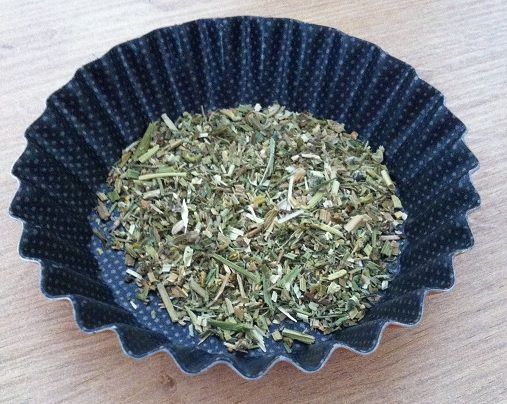 La tisane anti-acné !