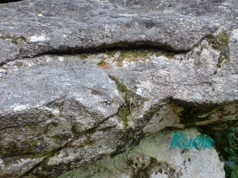 Dolmen de Rouffignac, Javerdat