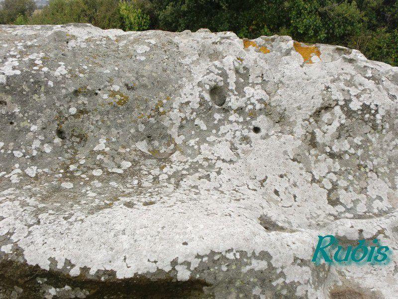 Dolmen de la Pierre Creusée ou du Pré d'Air ou du Prédaire ou de la Tombe de la Boutinardière, Pornic