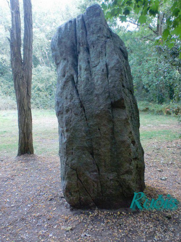 Menhir de la Pierre Attelée, Saint Brevin les Pins
