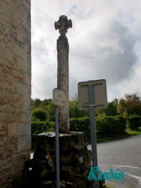 Croix hosannières de Charente (16)