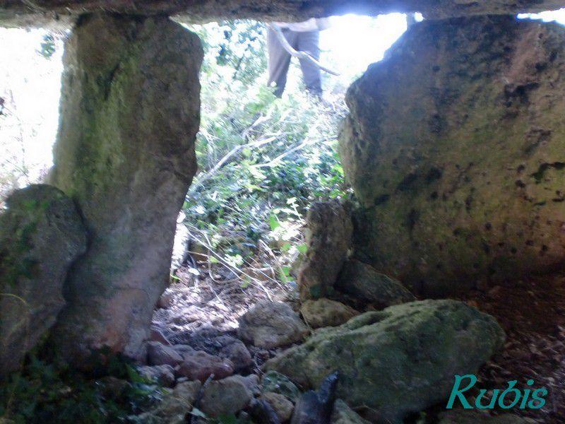 Dolmen de la Pierre Levée de Laverré, Aslonnes