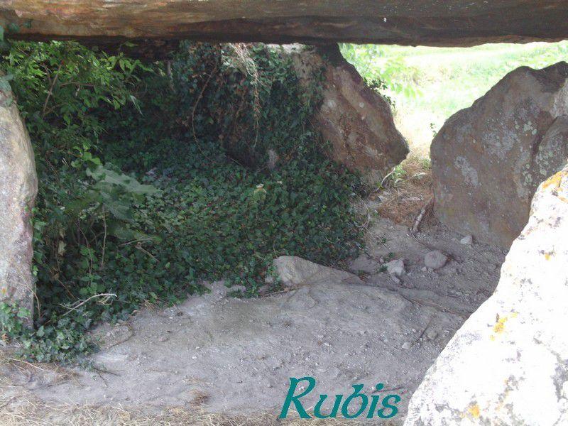 Dolmen de Vaon ou de Beaulieu, Les 3 Moutiers