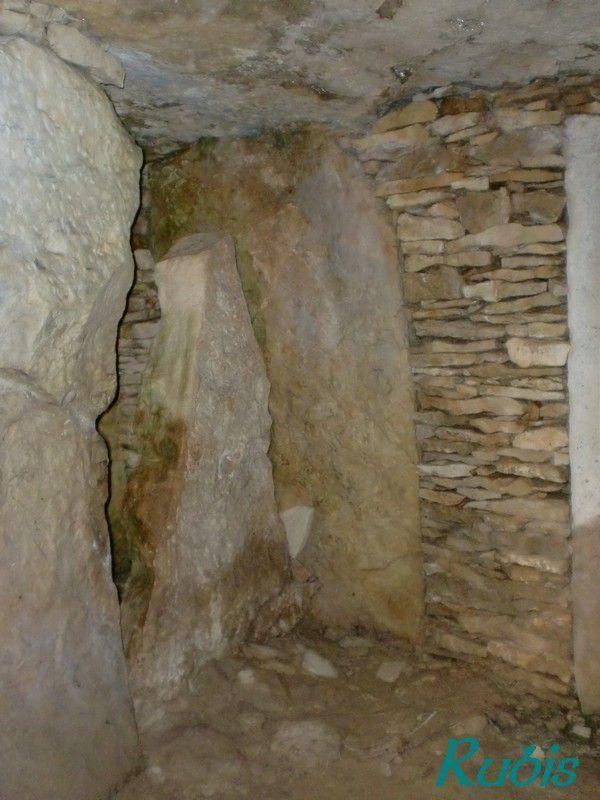 Tumulus A du Bougon, Bougon