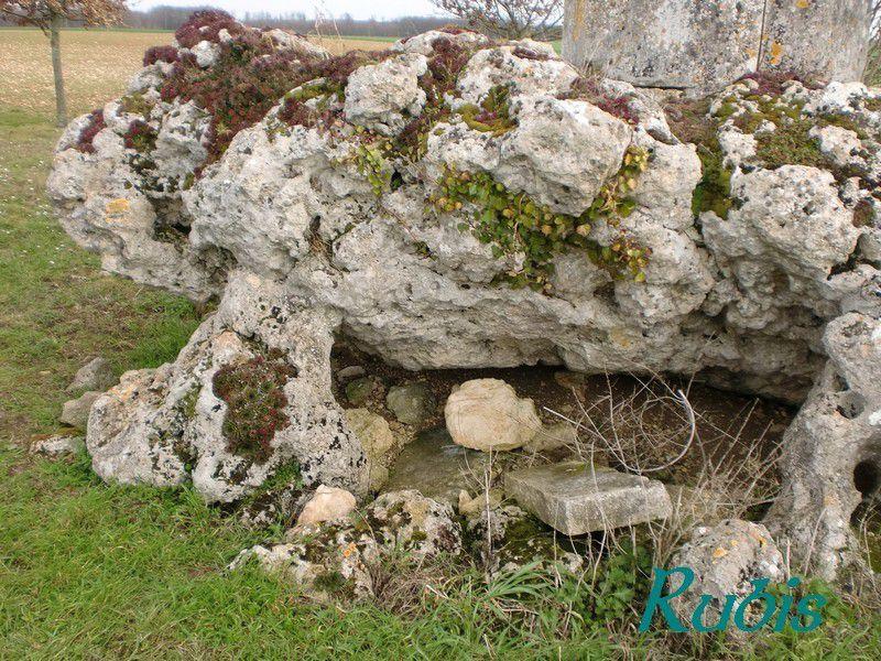 Dolmen de la Grosse Pierre, Marsais