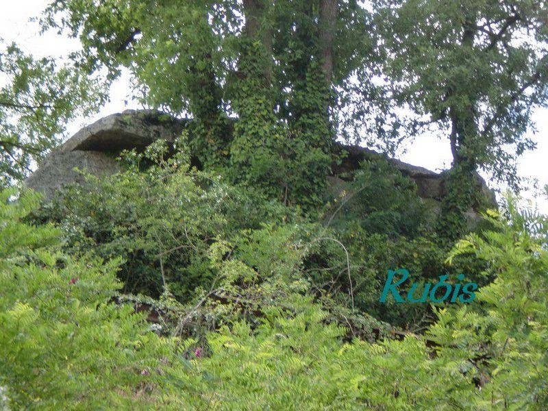 Petit dolmen de Bagneux, Saumur