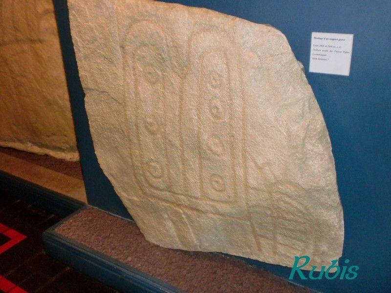 Dolmen des Pierres Plates, Locmariaquer