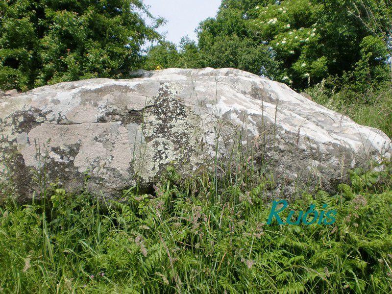 Dolmen de Kerlud, Locmariaquer