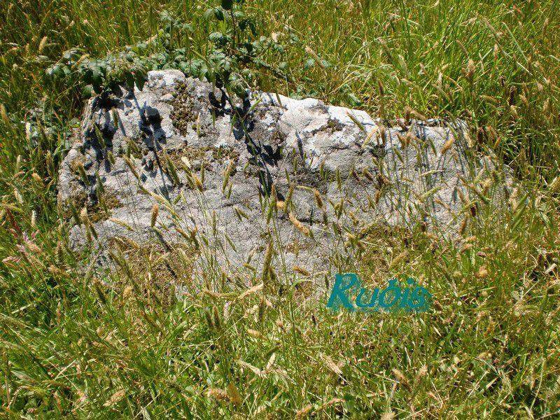 Dolmen du Pé ou Pez ou de Cavaro dit le Cromlech, Saint Nazaire