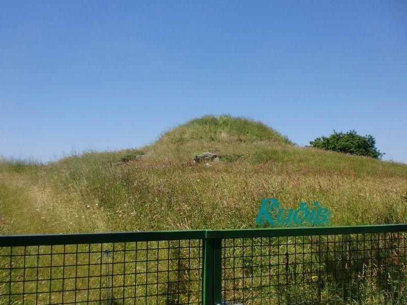 Tumulus ou dolmens de Dissignac ou de Missignac ou Bosse de la Prière, Saint Nazaire
