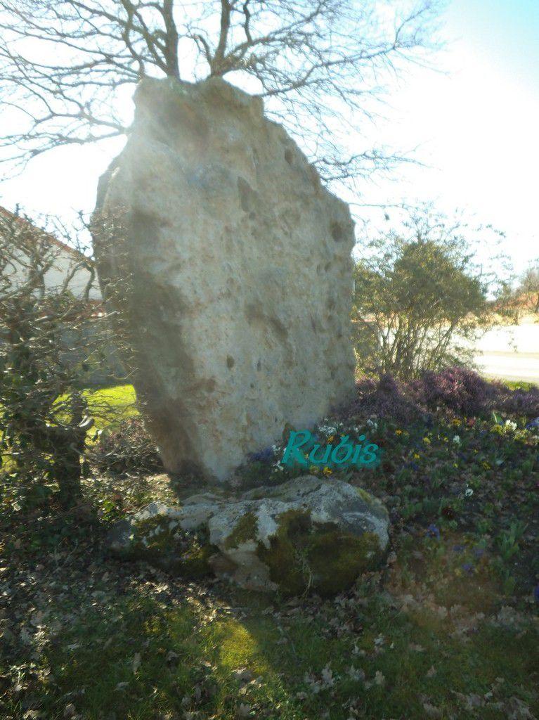Menhir de Pierre-Frite, Basse-Goulaine
