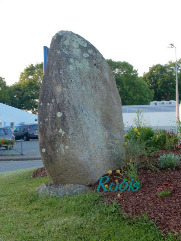 Menhirs du Rond-Point, Erdeven