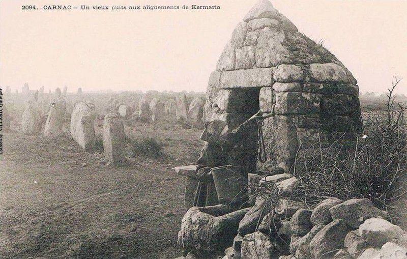 Alignements de Kermario, Carnac