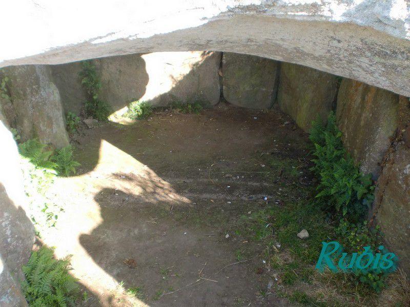 Dolmens de Rondossec ou la Butte aux Crapauds, Plouharnel