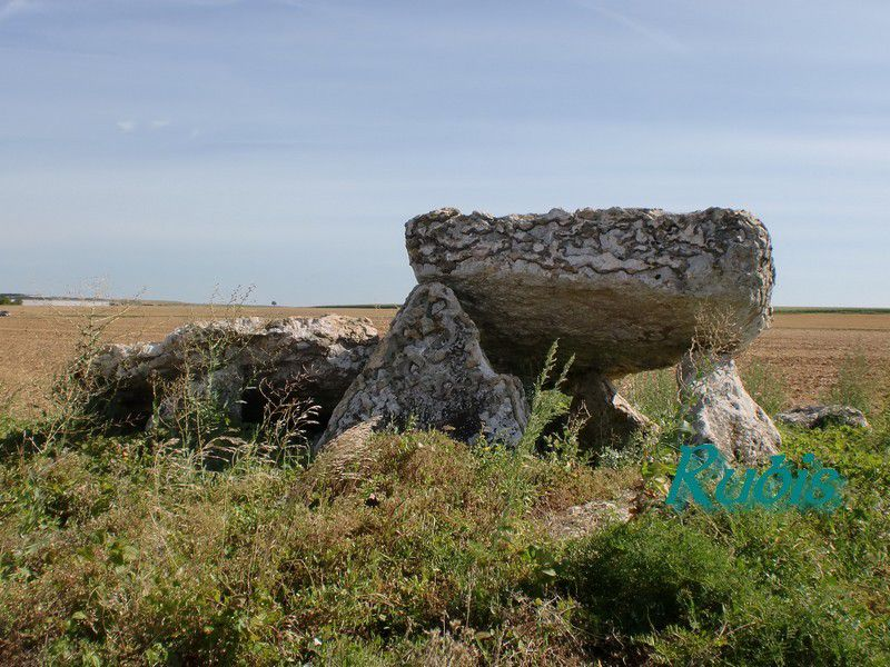 Dolmen de la Pierre Levée de Massigny ou Pierre de Massigny, Villiers