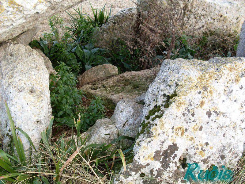 Dolmen de la Pierre Foucrée ou Fouquerée, Ardillières