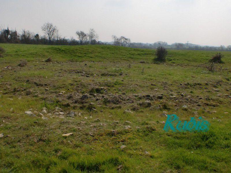 Enclos funéraire chalcolithique des Terriers, Avrillé