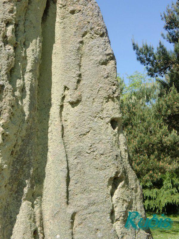 Menhir de Pierrefitte ou de Bourdillière, Saint Cyr