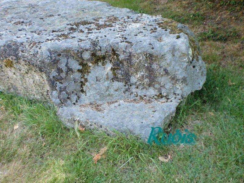 La pierre de Saint Joseph, Adriers