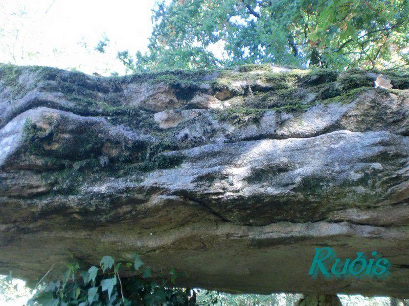 Dolmen de chez Taraud ou Tharaud, Séreilhac