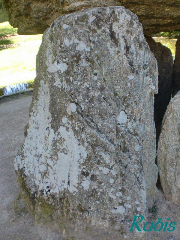 Dolmen de la Chadrolle (Saint Agnant de Versillat), Guéret