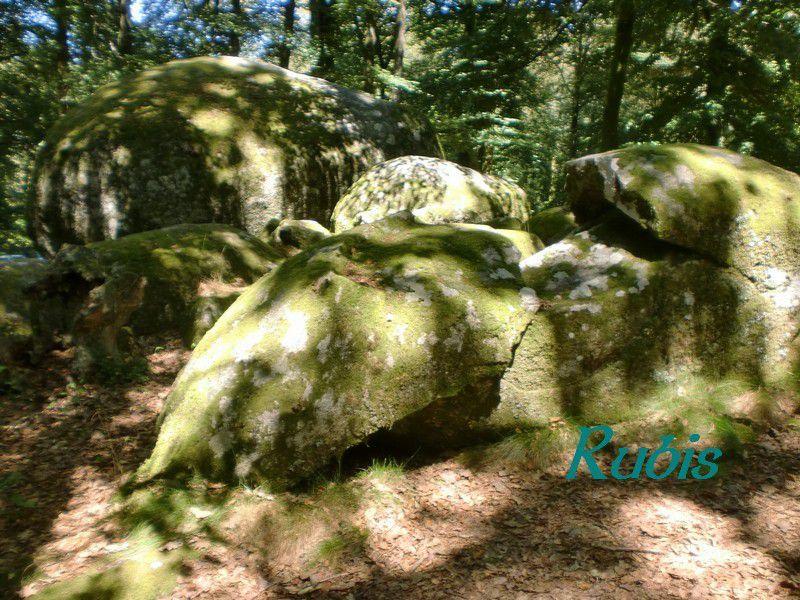 Grotte de l'Ermite ou Cabane à Parrain, Guéret