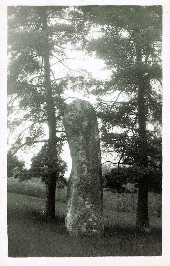 Menhir A du Métayer, Saint-Paul