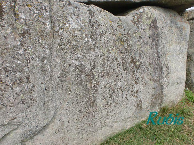 Dolmen de la Pierre Couverte, Duneau