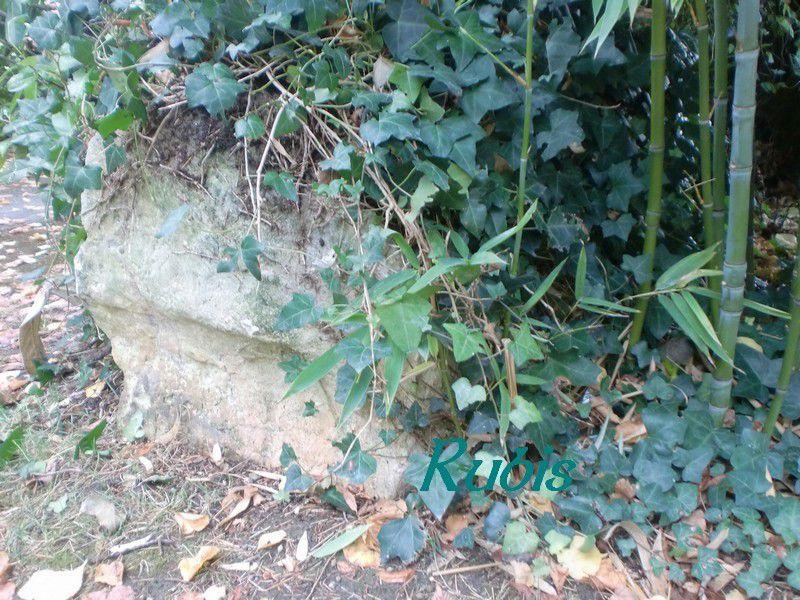 Mégalithe du parc Gamenson, Périgueux