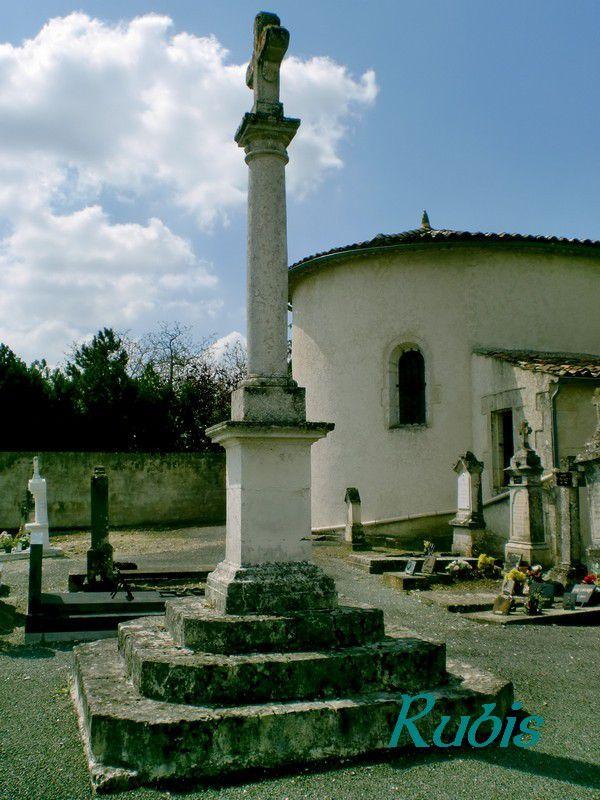 Croix hosannières de Charente-Maritime (17)