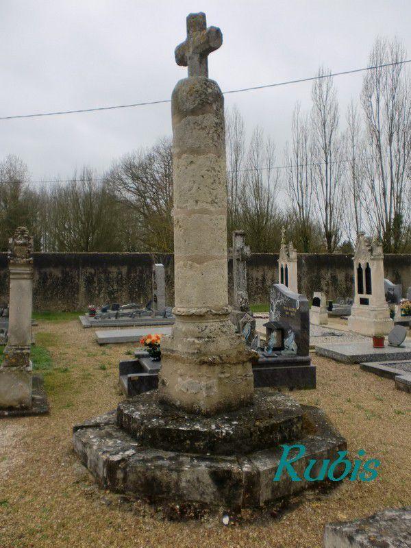 Croix hosannières des Deux Sèvres (79)