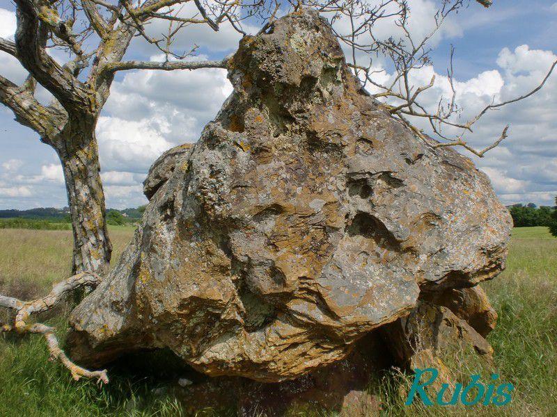 Dolmen de la Peyre-Nègre, Beaumont du Périgord