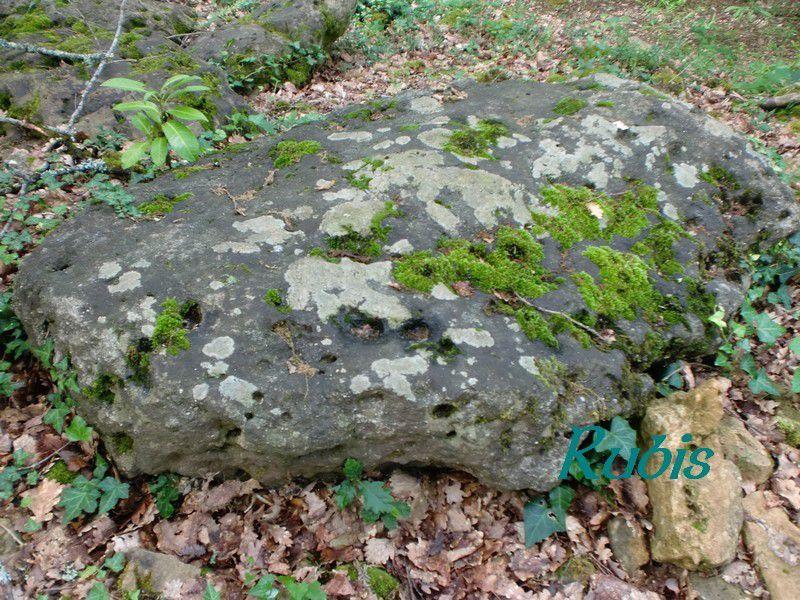 Dolmen de Baneuil
