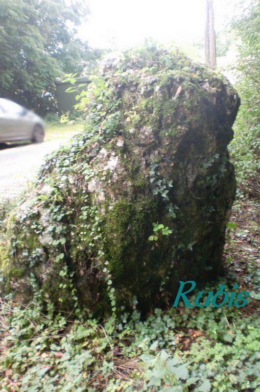 Menhir de Chanteloup, Villerable