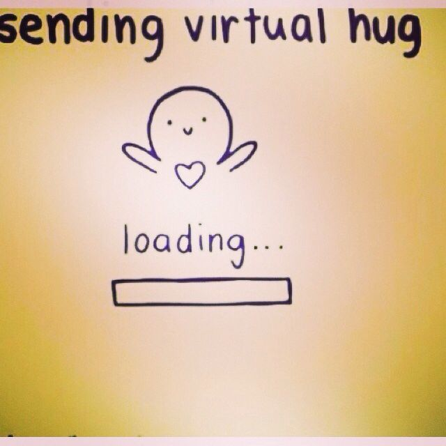 Sending a virtual hug to all our subscribers!