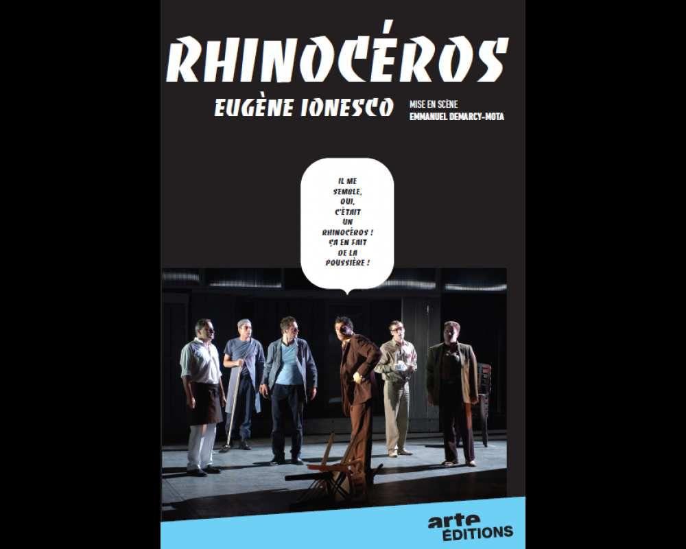 Rhinocéros, Emmanuel Demarcy-Mota, 2007.