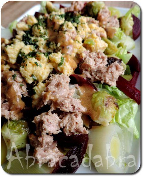 "Salade ""Tutte Verdure"""
