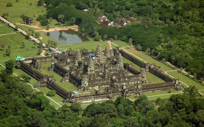 """Discover Angkor By HelicopterHave you ever asked yourself, how the magnificent Angkor Temples look from above? """"Travel is a journey, not a destination"""". The ways we enjoy the world bring us completely different feelings. Why don't you think of something differently for peerless experience in your travel? Discover Angkor by helicopter offers you wings to watch the incredible temples and experience the best moments of your life time!What to see from the sky?A helicopter launches you into the atmosphere to observe the world below from a unique perspective of Angkor Wat. Hovering in the skies above Angkor Wat and the surrounding myriad of ancient temples provides a majestic view on the enormous size, scale and beauty of old Khmer Empire and incredible creations. A ten or fifteen minute flight enables you to watch sunrise over Angkor Wat or sunset from the Bayon. Fly alongside the magnificent masterpiece of human beings and appreciate the spectacular expanse the grand moat encloses.Discover Angkor - Helicoptersource: microlightcambodia.comWhat does the flight commit to offer?The expatriate pilot, excellent service and great equipments won't let you miss any bird-eye view of the Angkor Complex. Strict enforcement of operational procedures, safety standards and maintenance are adhered to ensure we maintain our operational and airworthiness approval. Always keep your camera to discover Angkor by helicopter with the most mesmerizing sights during your flight. There are few powder lines, fences and roads below.Discover Angkor - Helicoptersource: flickr.comWhat is unique?In a longer flight (about 30 minutes), you will glide overtop of many temples, long stretches of rice paddles, young and mountain ranges and Tonle Sape Lake. You greet the sun's golden ways gradually lightening up the both ancient temples tranquil lake. Listening to the whirling of the rotors, feel the freedom in your mind and travel into the air. Is it worth trying? Traveling through the clouds with the glist"""